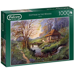 Cottage In The Woods Puzzle
