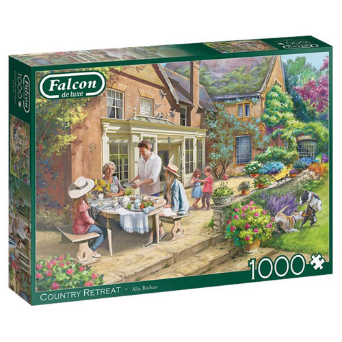 Country House Retreat Puzzle