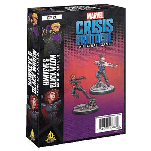 Crisis Protocol: Hawkeye and Black Widow