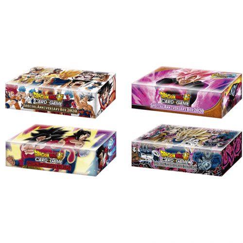 DRAGON BALL SUPER CG_ SPECIAL ANNIVERSARY BOX 2020