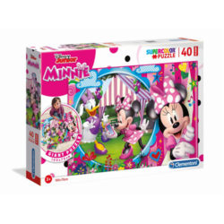 Disney Floor Puzzle: Minnie Happy Helpers