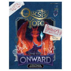 Disney Pixar Onward: Quests of Yore - Barley's Edition