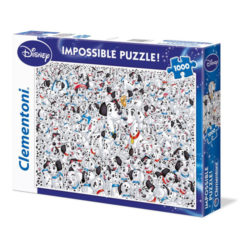 Disney Puzzle: One Hundred And One Dalmatians