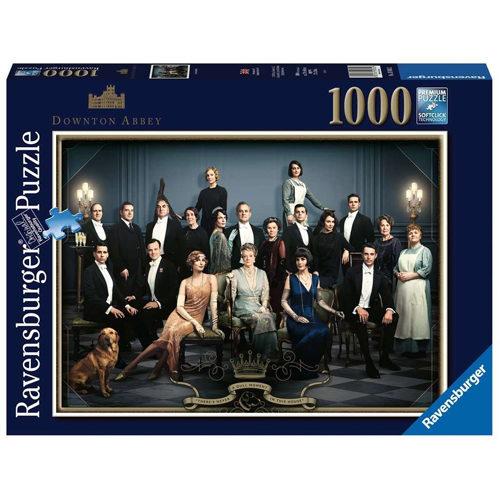 Downton Abbey Puzzle (1000 pieces)