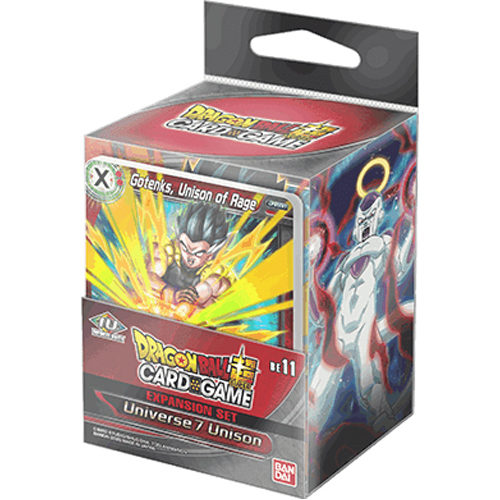 Dragon Ball Super CG: Expansion Deck Set BE11 (Universe 7 Unison)