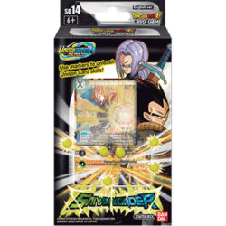 Dragon Ball Super CG: Starter Deck - Saiyan Wonder SD14