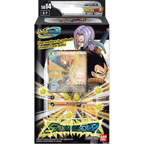 Dragon Ball Super CG: Starter Deck - Saiyan Wonder SD14