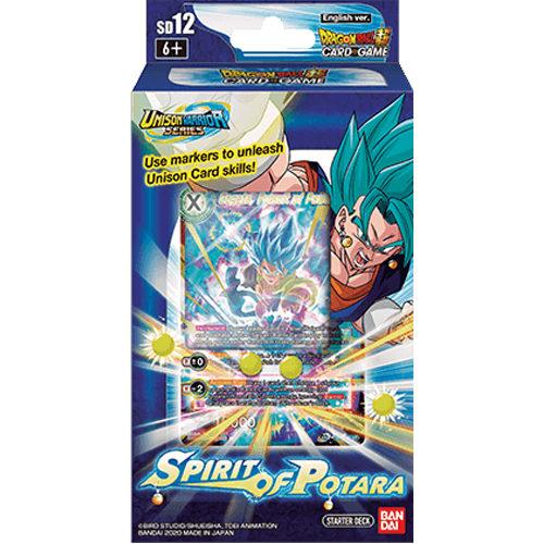Dragon Ball Super CG: Starter Deck - Spirit of Potara SD12