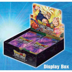 Dragon Ball Super CG UW01 (B10): Unison Warrior Series - Booster Box