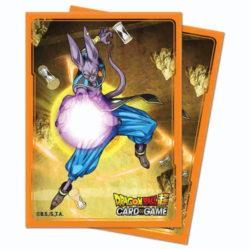 Dragon Ball Super: Standard Deck Sleeves - Super Saiyan 4 Beerus (65)