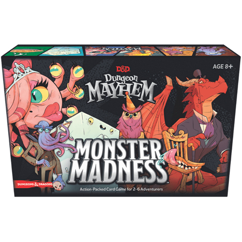 Dungeon Mayhem Deluxe Edition - Monster Madness