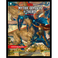 Dungeons & Dragons (DDN): Mythic Odysseys of Theros