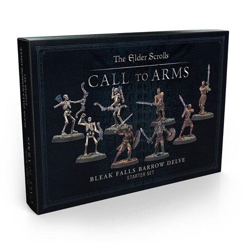 Elder Scrolls Call To Arms: Bleak Falls Barrow Delve Set