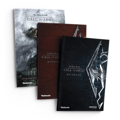 Elder Scrolls Call To Arms: Core Rules Box Set