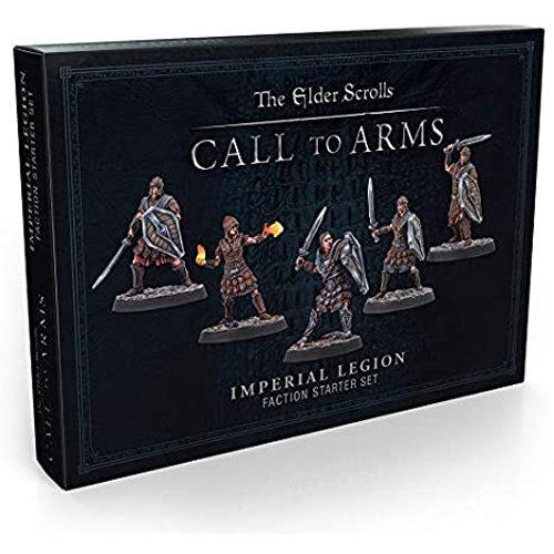 Elder Scrolls Call To Arms: Imperial Legion Faction Starter Set
