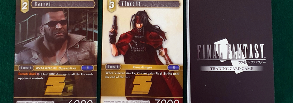 FF7 TCG Feature