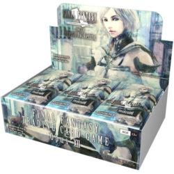 Final Fantasy TCG: Crystal Awakening Opus XII (12) Booster Box