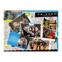 Friends Puzzle Scrapbook 1000 Pieces