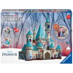Frozen 2: Castle 3D Puzzle (216 pieces)