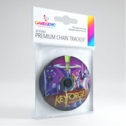 Gamegenic Keyforge Premium Chain Tracker: Logos