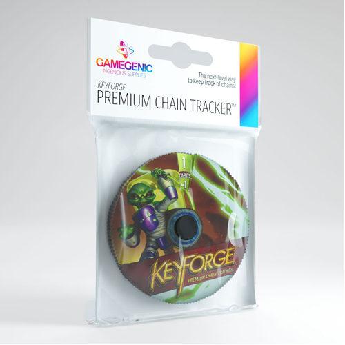 Gamegenic Keyforge Premium Chain Tracker: Mars