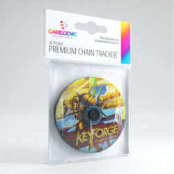 Gamegenic Keyforge Premium Chain Tracker: Sanctum