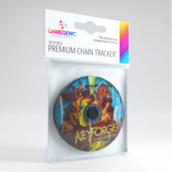 Gamegenic Keyforge Premium Chain Tracker: Untamed