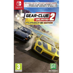 Gear Club Unlimited 2 Porsche - Nintendo Switch