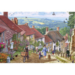 Gold Hill Puzzle