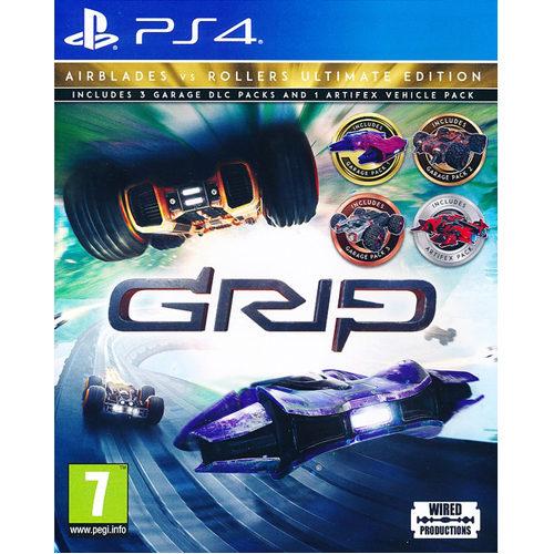 Grip Combat Racing Ultimate Edition - PS4