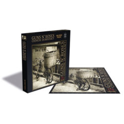 Guns N' Roses Puzzle: Chinese Democracy