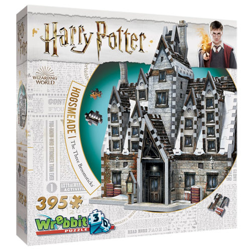 Harry Potter: Hogsmeade - The Three Broomsticks Puzzle (395 pieces)