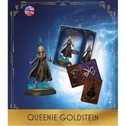 Harry Potter Miniatures Adventure Game (HPM): Queenie Goldstein Expansion