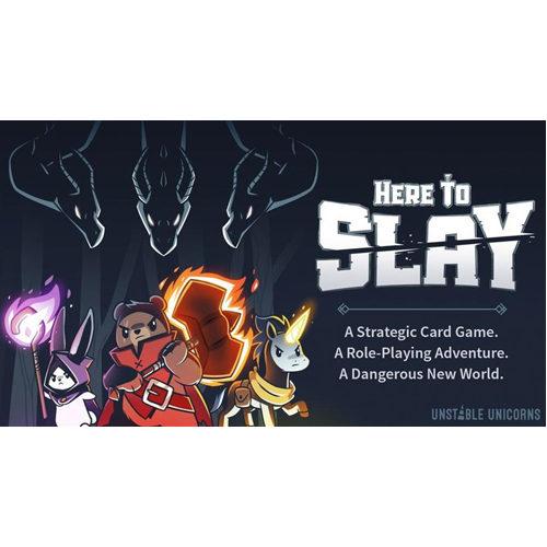 Here To Slay Base Game