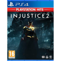 Injustice 2 PS4 Hits - PS4