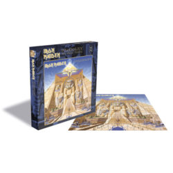Iron Maiden Puzzle: Powerslave