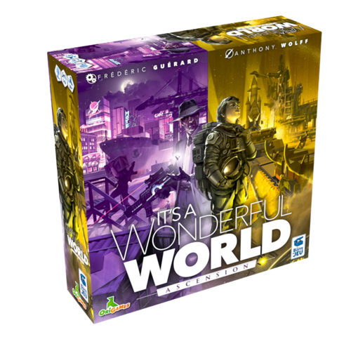 It's a Wonderful World: Ascension Expansion