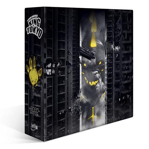 King of Tokyo Dark Limited Edition