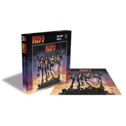 Kiss Puzzle: Destroyer