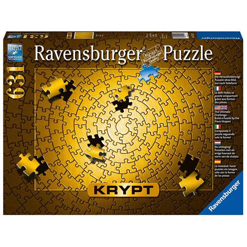 Krypt Gold Puzzle (631 pieces)