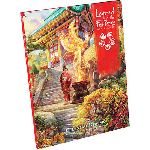 Legend of Five Rings RPG: Celestial Realms