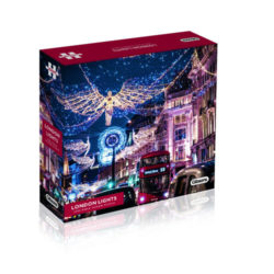 London Lights Puzzle (1000 pieces)
