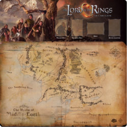 Lord of the Rings LCG: - Fellowship 1-4 Player Gamemat