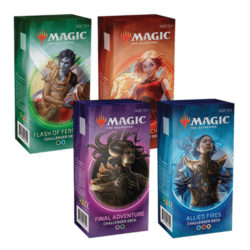 Magic: The Gathering - 2020 Challenger Deck - 4 Set