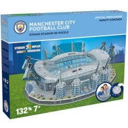 Manchester City 3D Stadium Puzzle