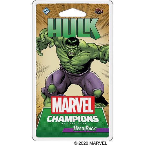 Marvel Champions: Hulk Hero Pack