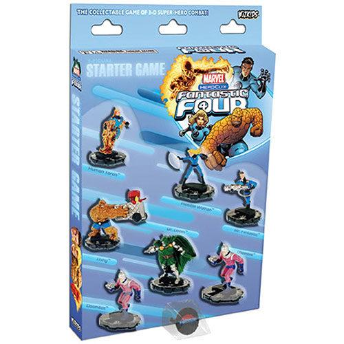 Marvel HeroClix Fantastic Four Booster Pack