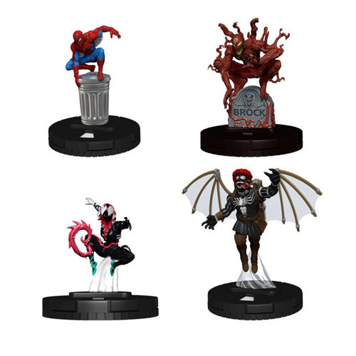Marvel HeroClix: Spider-Man and Venom Absolute Carnage Booster Brick