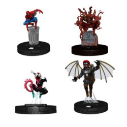 Marvel HeroClix: Spider-Man and Venom Absolute Carnage Booster Pack