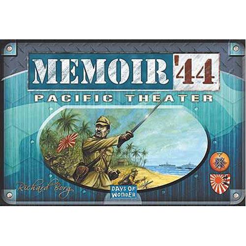Memoir '44 Pacific Theatre Pack
